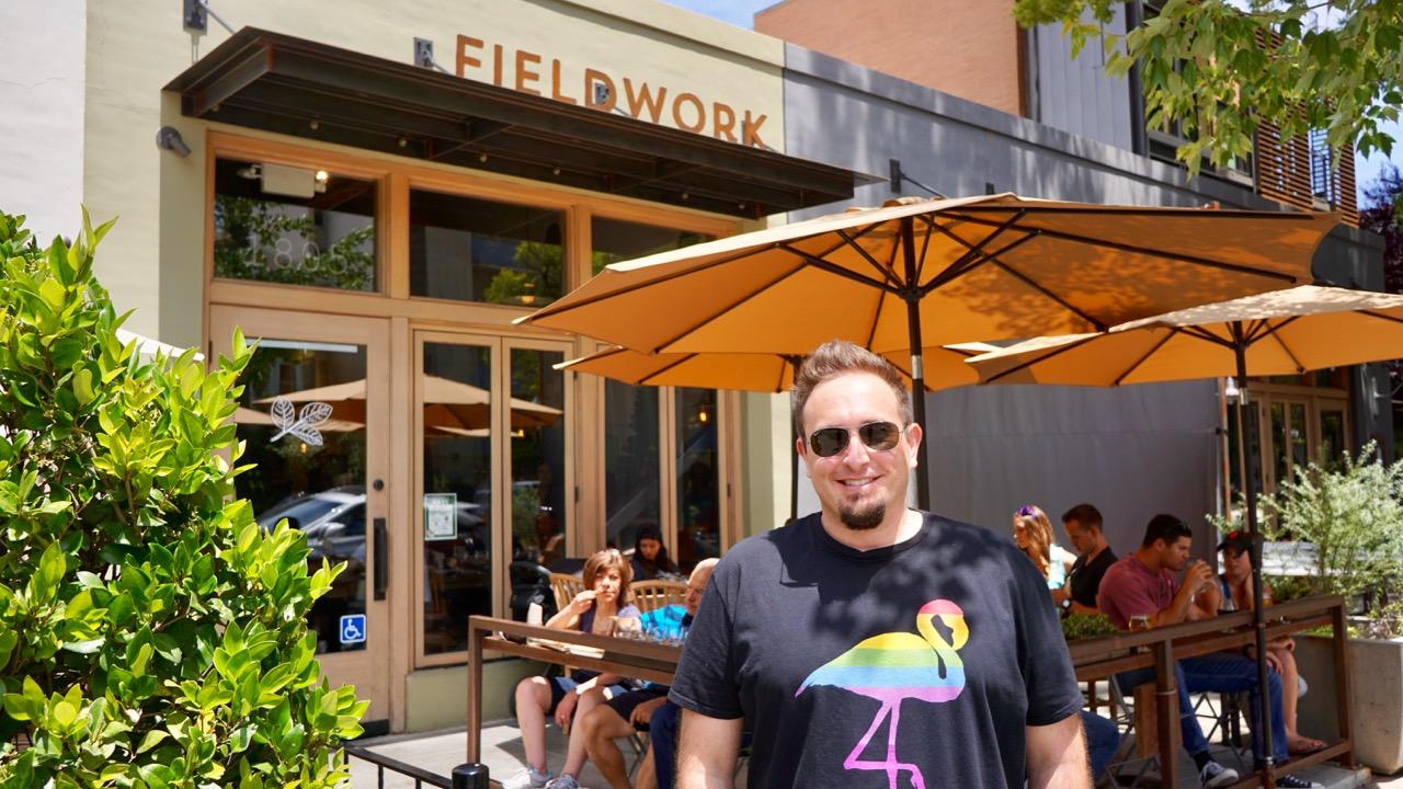 Fieldwork Brewing Company   OUT in Sacramento: A Fabulous Blog