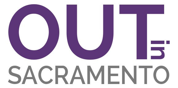 Out In Sacramento Logo